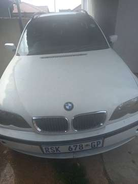 bmw e46 trade in for a bakkie
