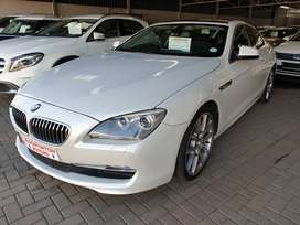 `2012 BMW 640i M-Sport Coupe-Only 91500km-Only R349900