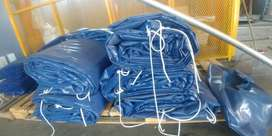 HEAVY DUTY PVC TRUCK COVERS/TARPAULINS AND CARGO NETS FOR SUPERLINK