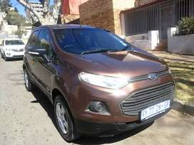 2017 Ford Ecosport 1.5 SUV Manual