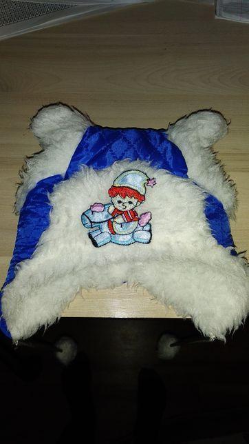 Теплая шапочка Вольнянск - изображение 2