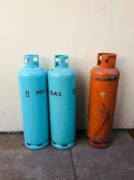 48kg Full Gas Cylinders for sell