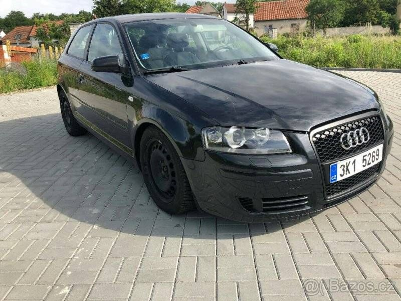 Prodám Audi A3 1.9 TDI 77Kw 6kvalt 0
