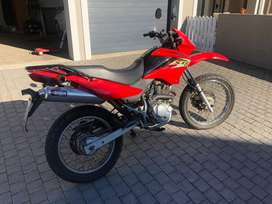 XR125 (bosson pipe) to SWOP