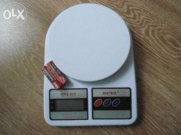 Весы кухонные SF-400 (7-10 кг) + батарейки