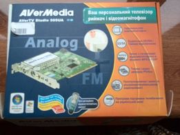 TV тюнер-телевизор и магнитофон