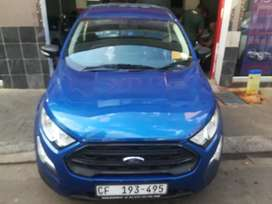 FORD ECO SPORT FOR SALE AT VERY GOOD PRICE MANUAL