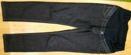 Spodnie ciążowe L / jeansy ciążowe L Happymum + gratis dla dzidziusia