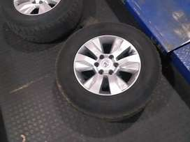 Rims for Toyota GD 6