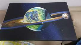 OUT of space painting