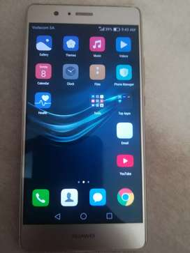 Huawei P9 lite gold for sale