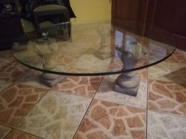 Stylowy Szklany stolik