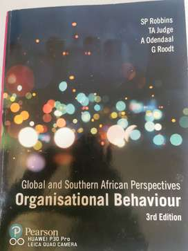 Global and Southern African Perspective: Organizational Behaviour