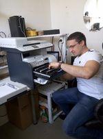 Заправка картриджей (принтеров) Гостомель Выезд, доставка, НДС