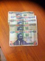 Валюта Кении