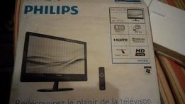 Телевизор PHILIPS 191TE2LB/01+функции монитора.