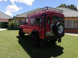 Landrover Defender For Sale R200.000