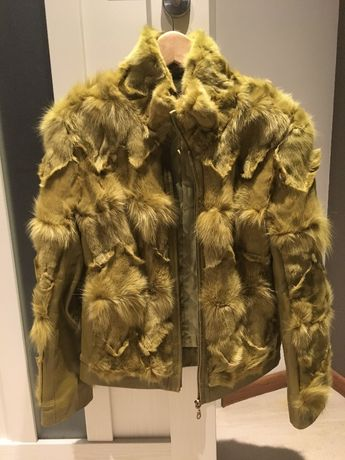Натуральна шкіряна куртка КРОЛИК Киев - изображение 1