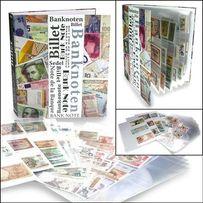 Альбом для банкнот и монет SAFE