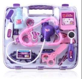DOCTOR PLAY SET – MEDICAL KIT – BRAND NEW – BLUE AND PURPLE AVAILABLE