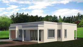 3 bed House Plan