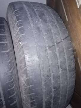 Bf Goodrich Tyres and Continental Conticross