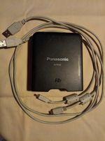 Продам компактный картридер AJ-PCD2 для карточек Р2