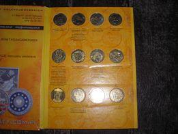 Monety dwuzłotowe 2004do2006 z albumem NG