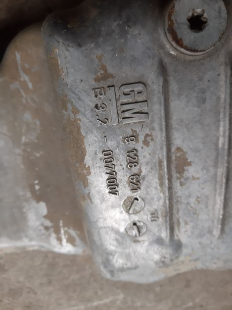 Miska Oleju Opel Meriva 1,2 2004r Stan Bardzo Dobry! Strzelce Opolskie - image 2