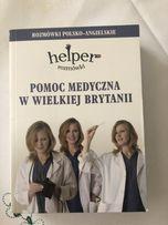 Helper pomoc medyczna w wielkiej Brytanii język angielski rozmówki