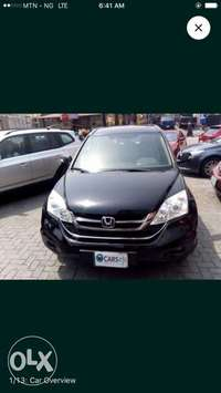 Honda CR-V 2010 in 100% perfect condition. Sharp and full option. 0