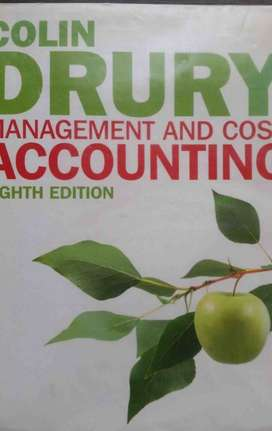 Management Accounting 278 Costing Textbook for sale