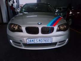 BMW 125Icuop,4 doors,2011,97000km, Automatic