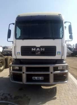 MAN TGA 26-480 truck for sale