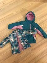 3 в 1 курточка осень/зима на 3 года!