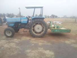 Tractor for Hire Meyerton