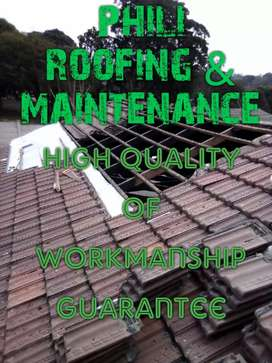 Phili roofing & maintance