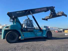 Konecrane Reach Stacker