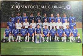 Chelsea 06/07 Framed Team Photo
