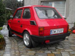 Fiat 126p BIS lampy tylne komplet 2 sztuki