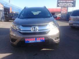 2017 Honda BR-V 1.5 Comfort Automatic 7 seaters