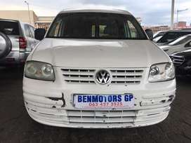 2009 Vw Caddy Engine 1.6