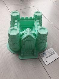 Nowa forma silikonowa zamek
