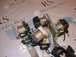 Ремни безопасности Mercedes w211 w220 w221w163 w164 w203 Авторазборка