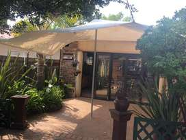 5x5m (25sqm) Stretch Tent for Hire R3387