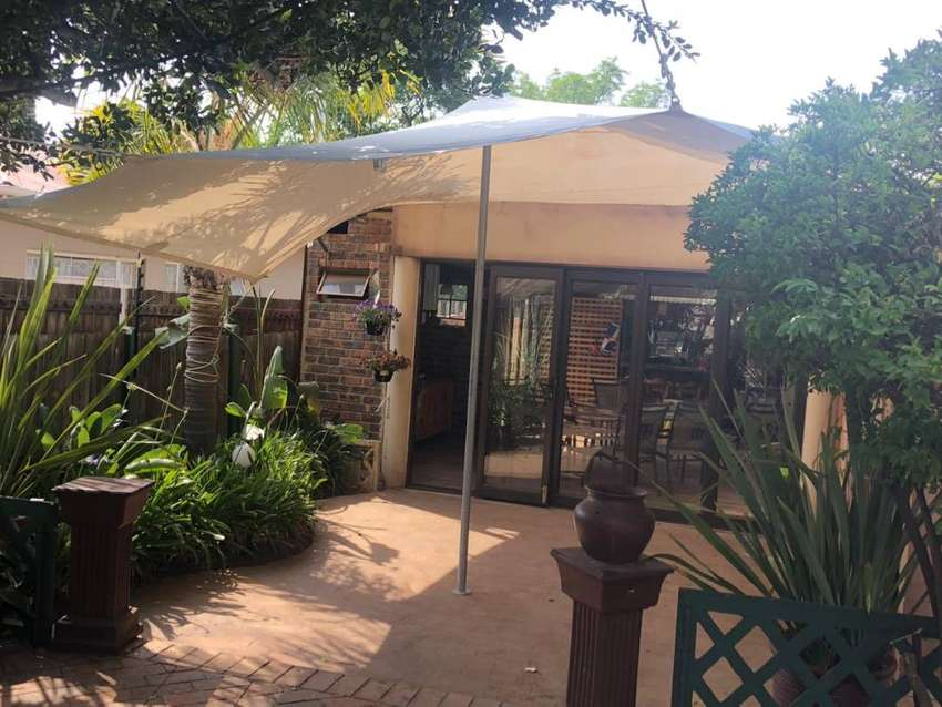 5x5m (25sqm) Stretch Tent for Hire R3387 0