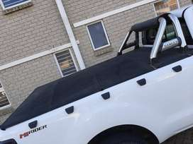 FORD RANGER ROLL BAR AND BACK COVER FOR SALE