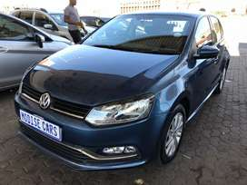 VW Polo 1.2 tsi comfortline manual