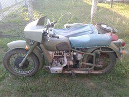 Мотоцикл МТ 10-36, Днепр 11 з ГБО