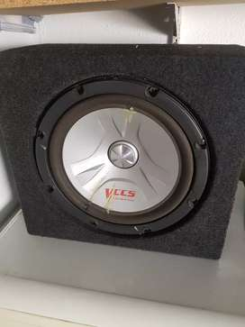 """Pioneer 12"""" VCCS"""